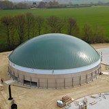 WELTEC BIOPOWER baut 7-Megawatt-Biogasanlage